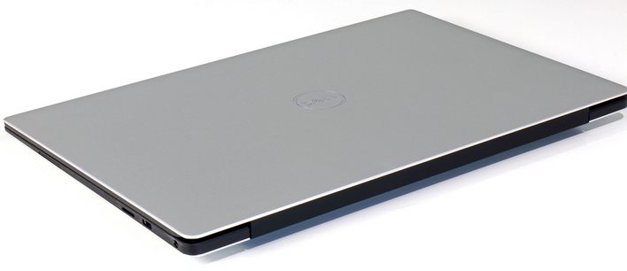 dell xps 13 cover closed