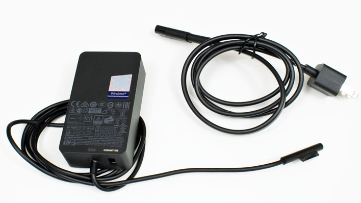 power adapter surface pro x