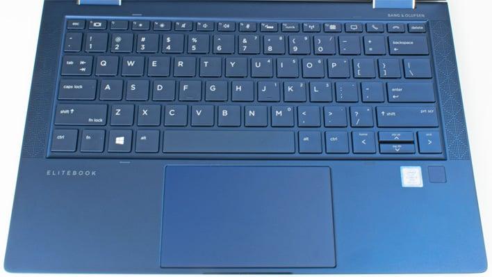 keyboard hp elite dragonfly