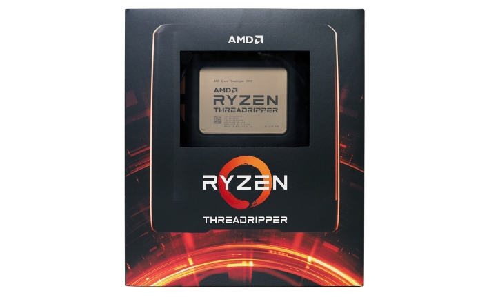 amd threadripper 3990x box