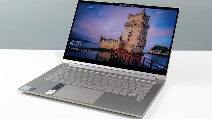 Lenovo Yoga C940 Review A Great Ice Lake 2 In 1 Laptop Hothardware
