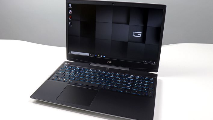 Dell G5 15 SE Laptop Review: All-AMD Gaming With SmartShift | HotHardware