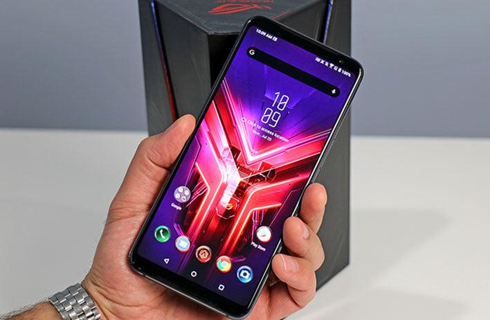 ASUS ROG Phone 3 smartphone gaming terbaik saat ini