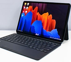 Samsung Galaxy Tab S7 Plus Review: Dex Empowers Productivity