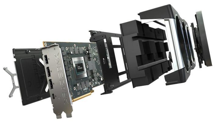Radeon RX 6800 XT Blowup