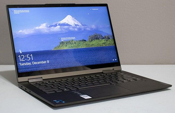 Lenovo Yoga 7i Open