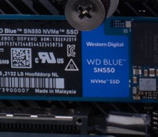 WD Blue SN550 SSD Review: Superb, Budget NVMe Storage