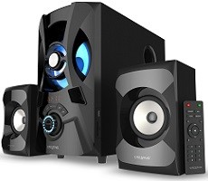 Creative SBS E2900 2.1 Speakers Review: Big Sound, Small Price