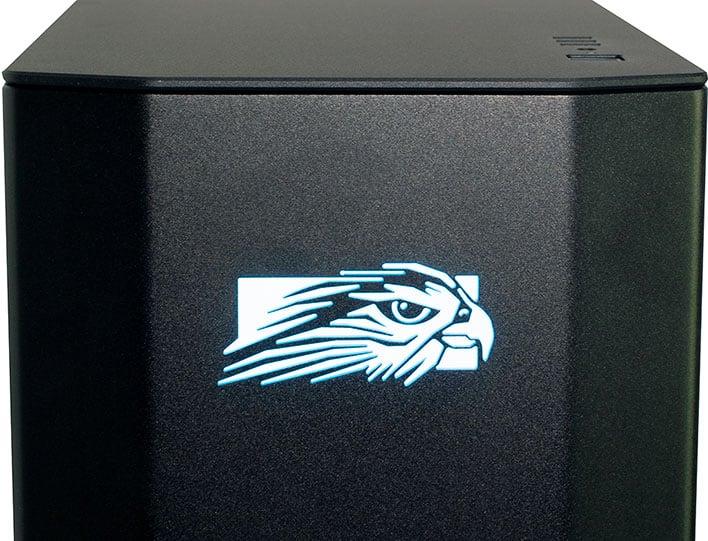 Falcon Northwest Talon Logo