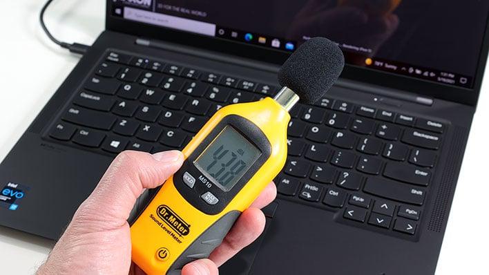 acoustics measurement