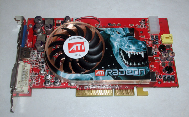 ATi Radeon X800 XT & X800 Pro - Heart Burn For The NV40