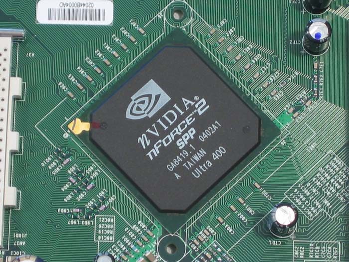 NVIDIA nForce2 Ultra 400Gb