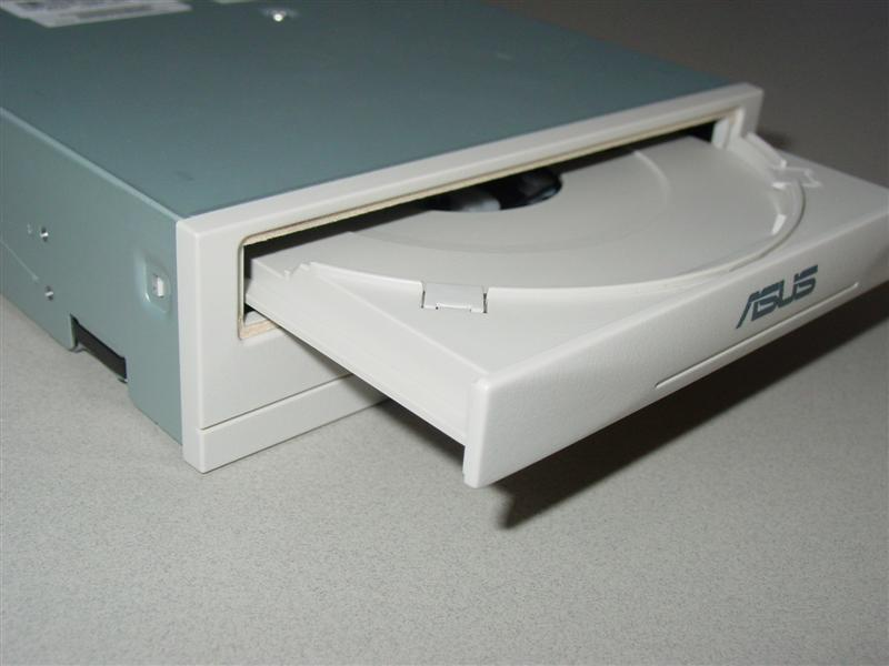Asus' 8x Dual Format DVD Burner - The DRW-0804P