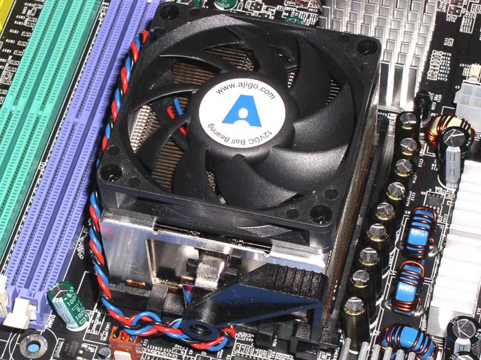 AMD Athlon 64 FX-53 & 3800+: Socket 939 Has Arrived