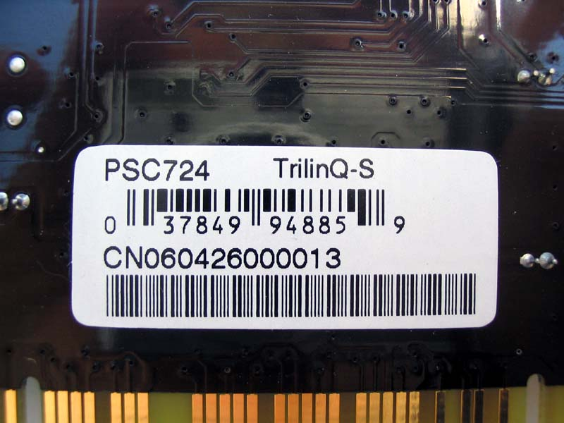 Philips PSC724 Ultimate Edge