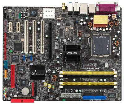 Asus P5AD2-E i925XE Motherboard