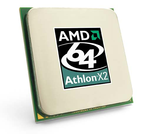 AMD Athlon 64 X2 4800+ Dual-Core