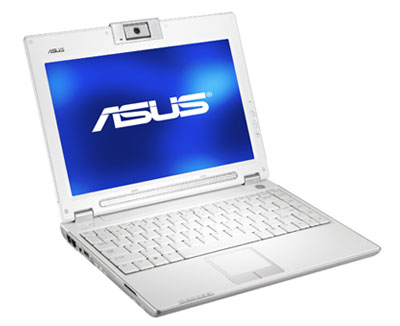 Asus W5A (W5G00A) - Asus' New Ultra-portable