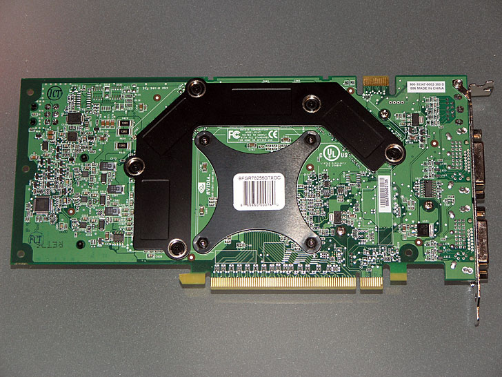 BFG GeForce 7800 GTX OC