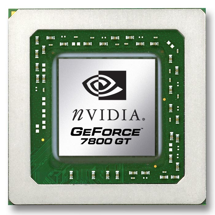 NVIDIA GeForce 7800 GT: XFX Style