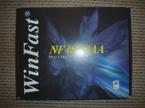 Foxconn WinFast NF4SK8AA-8EKRS