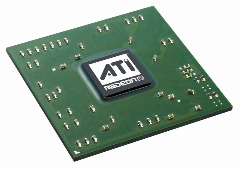 ATI X1000 Graphics Family