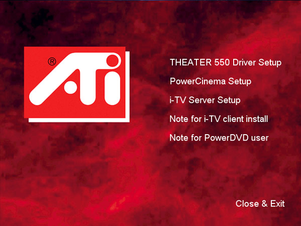 PowerColor Theater 550 Pro PCI Express
