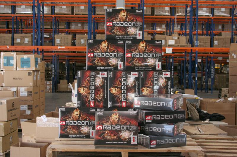 ATI Radeon X1900 XTX And CrossFire: R580 Is Here