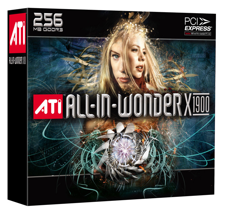 ATI All-In-Wonder Radeon X1900