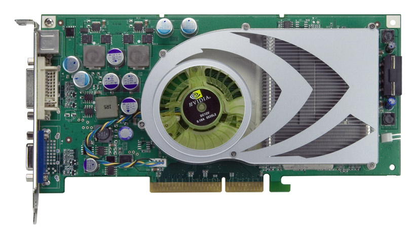 NVIDIA GeForce 7800 GS: AGP, Alive and Kicking