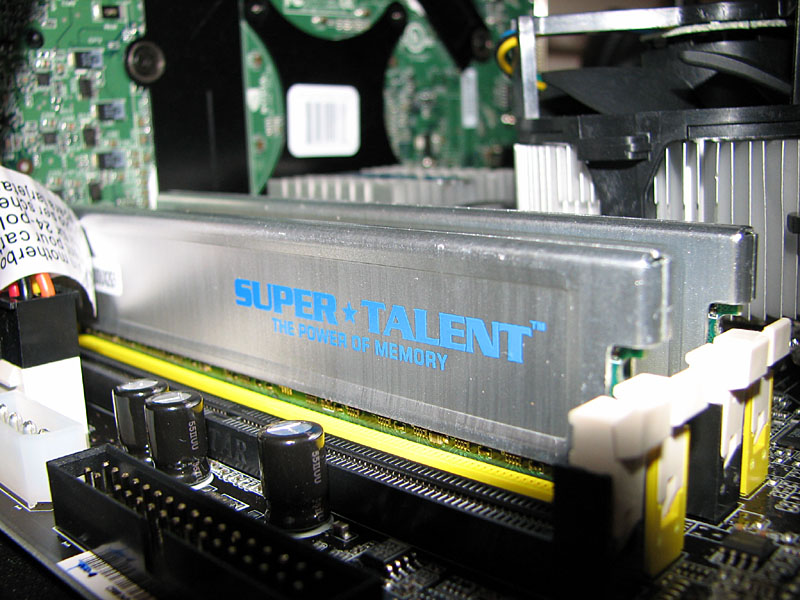 Super Talent T1000UX2G5 2GB PC2-8000 Memory