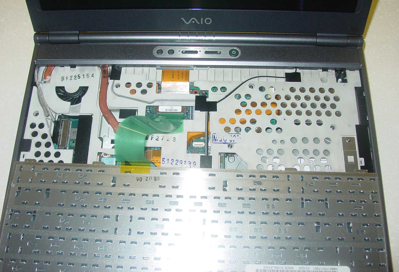 Sony VAIO VGN-SZ150P/C - Core Duo
