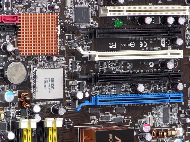 Asus P5W64-WS Professional Motherboard