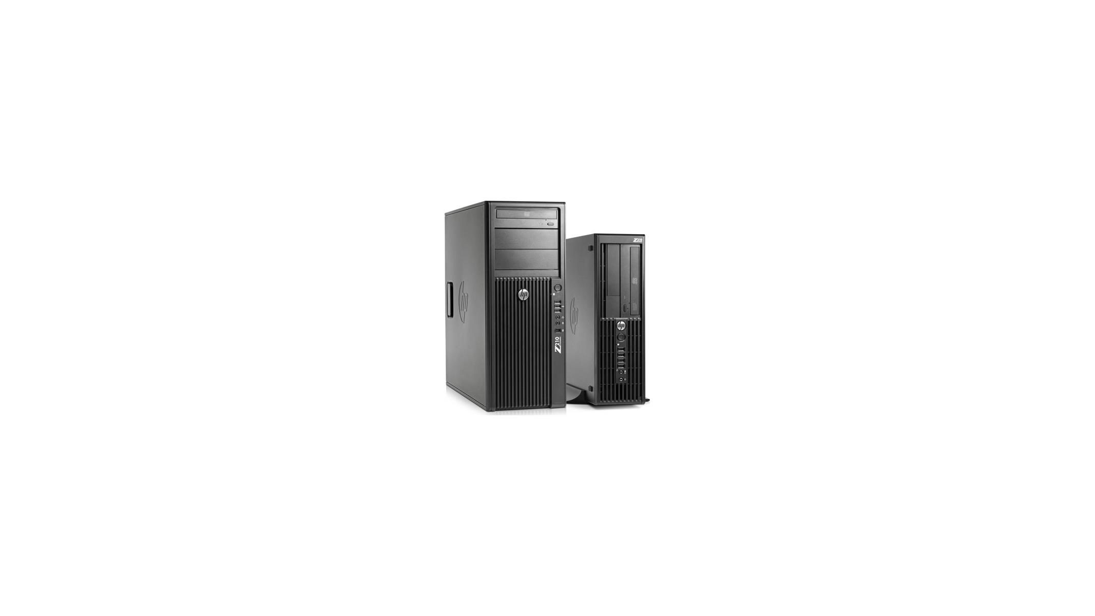 HP Targets Professionals With New Z210 Workstations