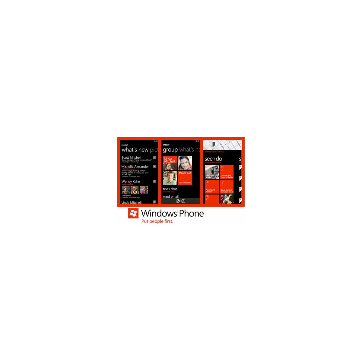 Microsoft Begins Windows Phone 7 5 (Mango) Update Rollout