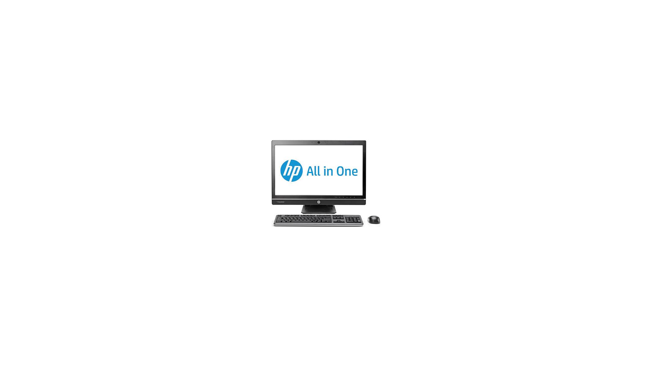 HP Introduces Four New All-In-One PCs | HotHardware