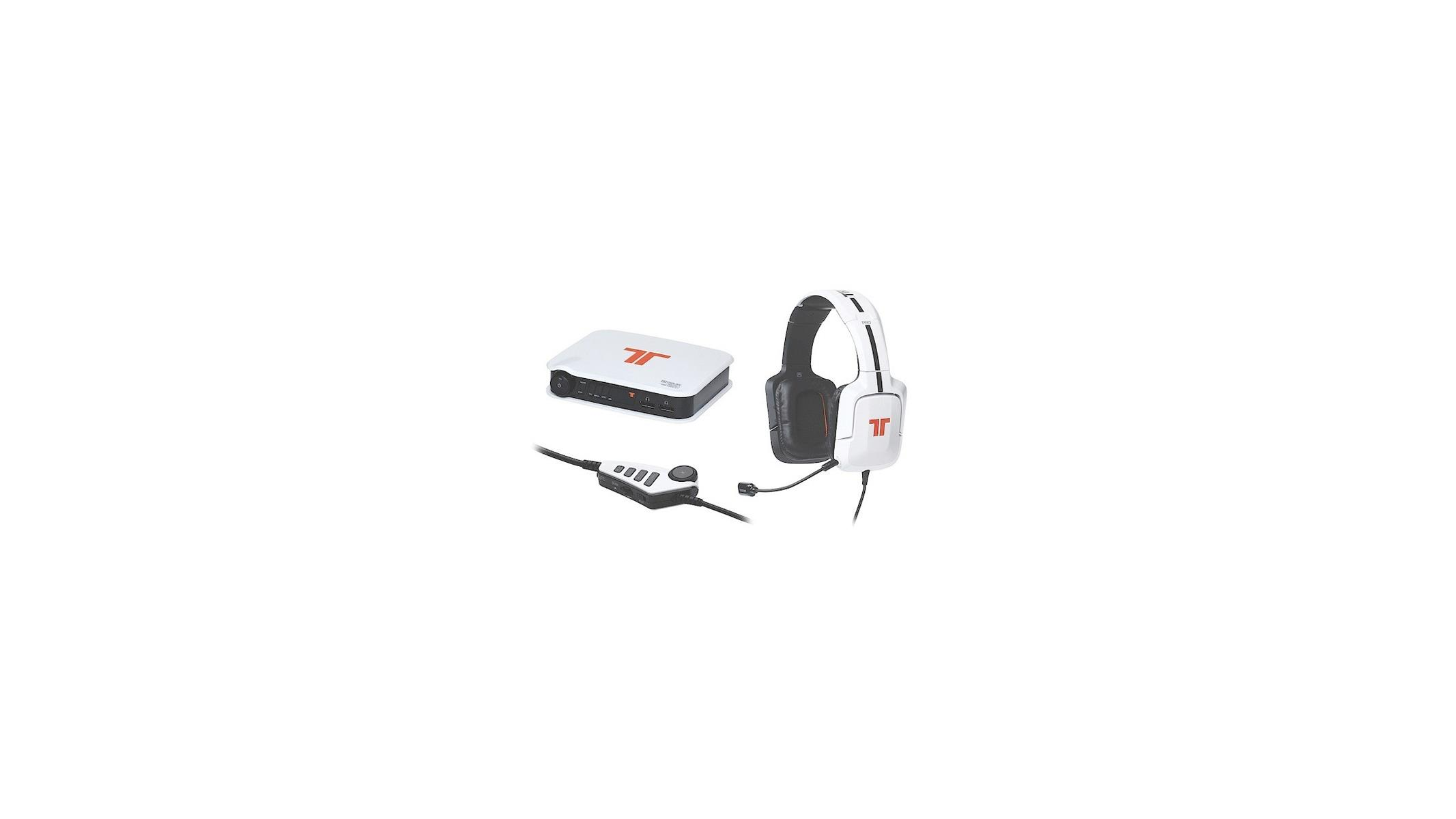 4888e26d7b7 Tritton Pro+ 5.1 Surround Sound Headset Packs More Audio Than You Can Stand  | HotHardware