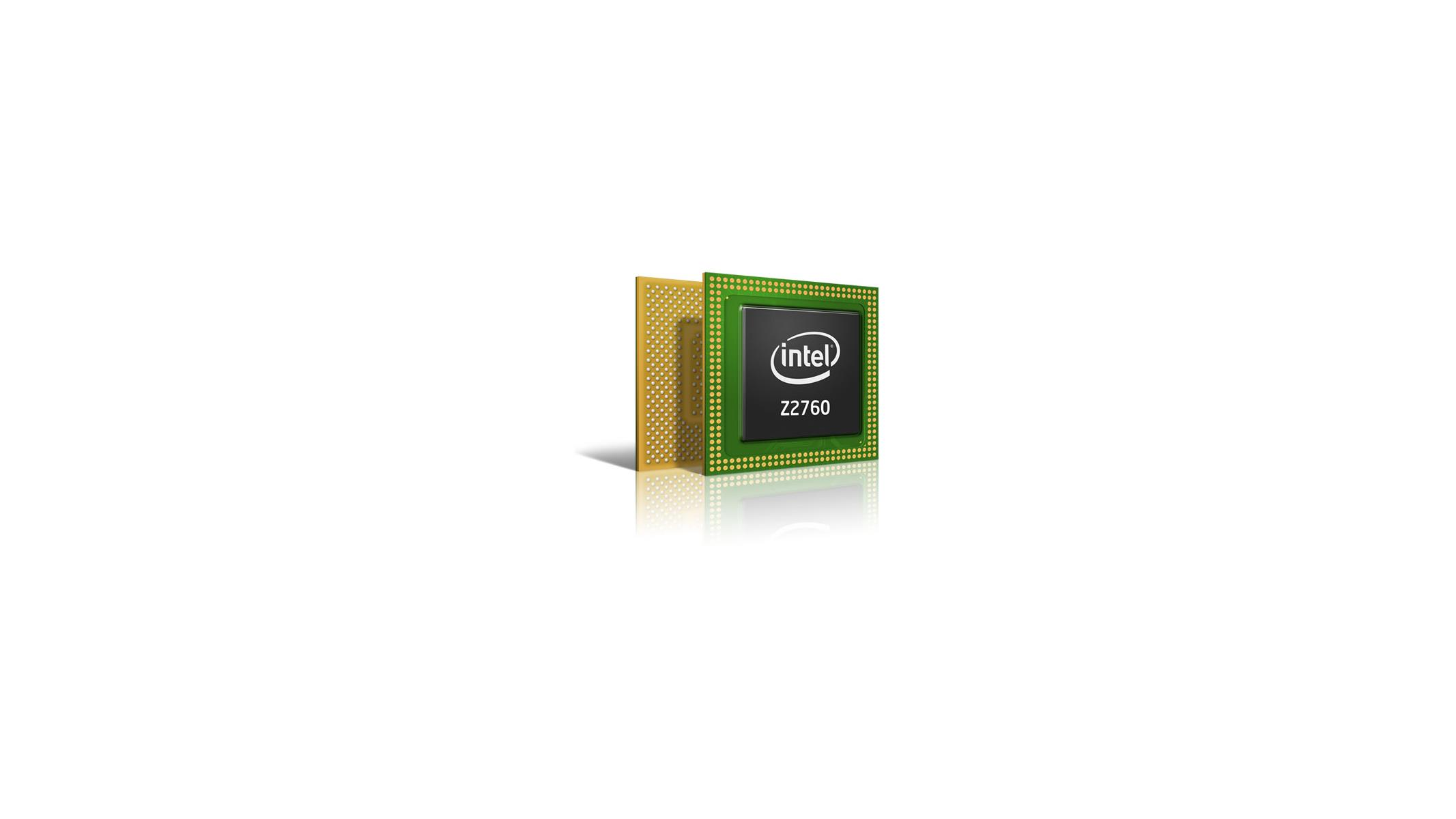 Intel Launches Clover Trail Atom Z2760 SoC and Multiple Windows 8