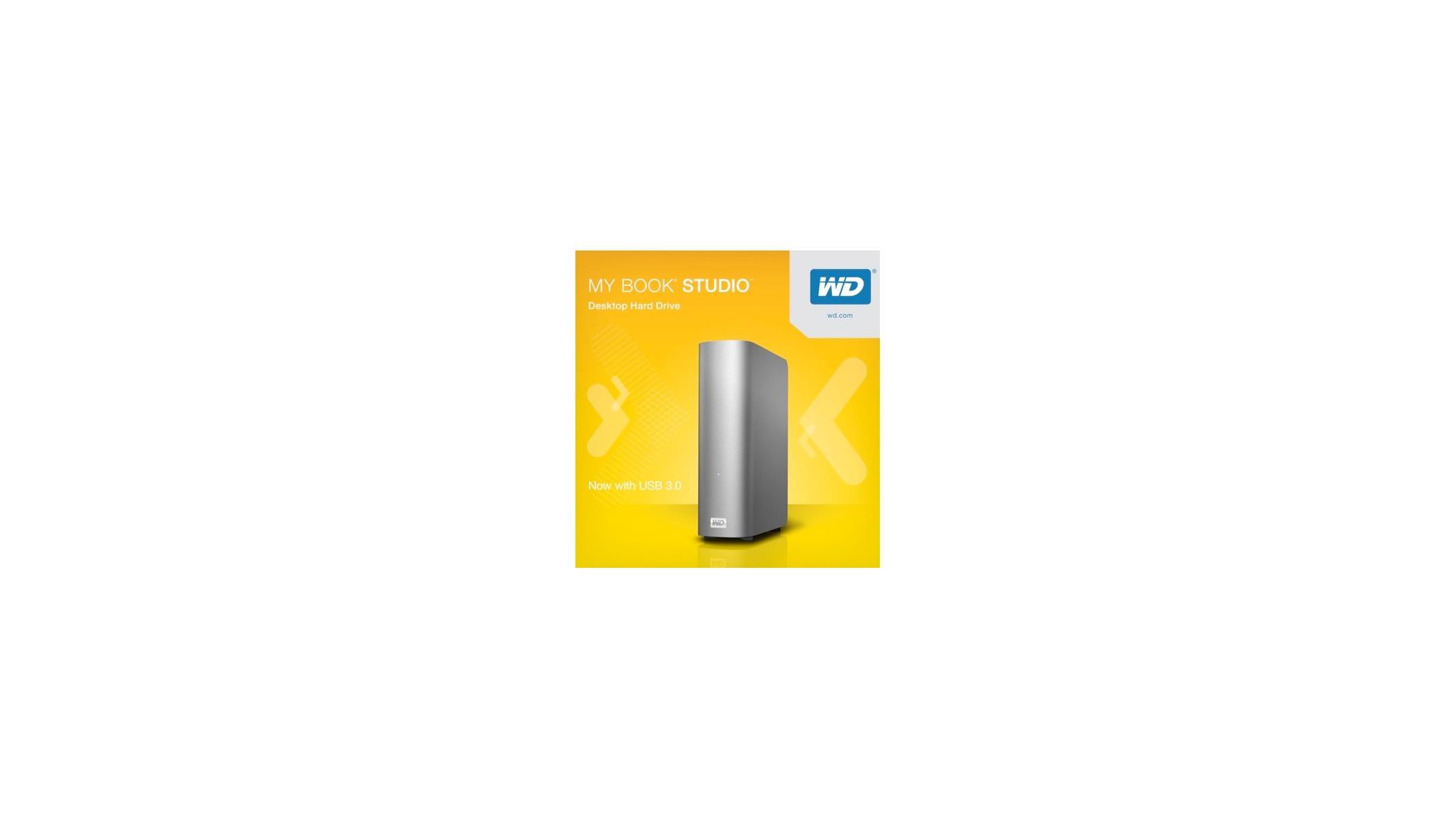Western Digital Intros 4TB USB 3 0 My Book Studio External