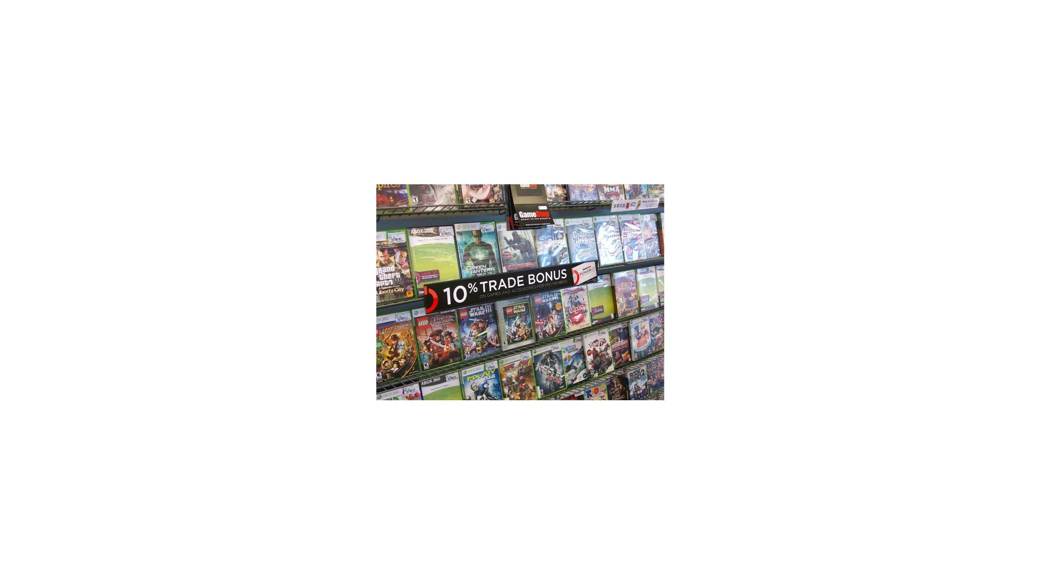 GameStop Closing 250 Unprofitable Stores, Opening 60 New