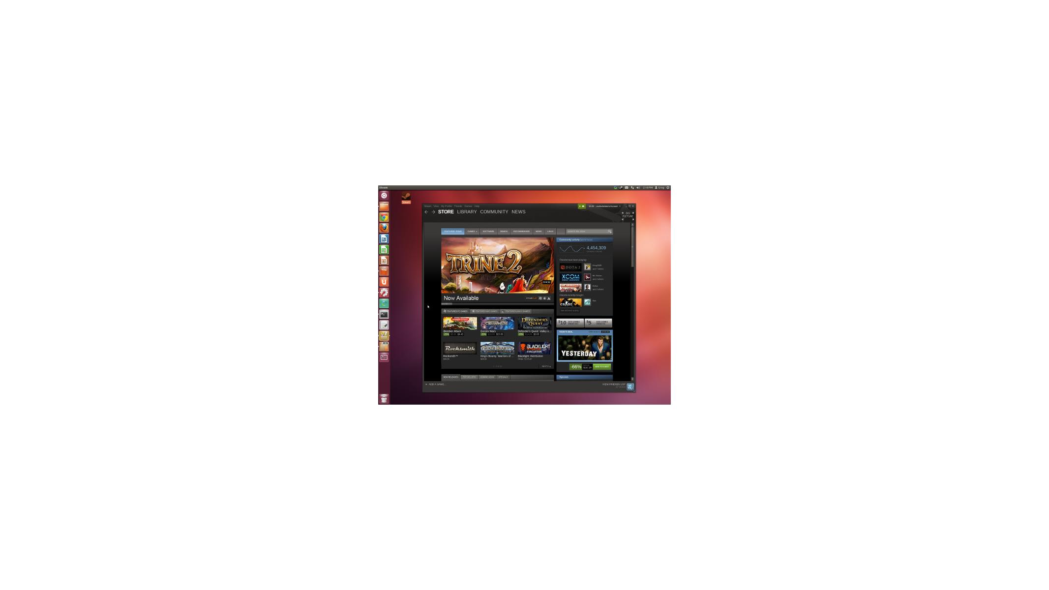 Official Steam Client For Ubuntu Linux Released | HotHardware