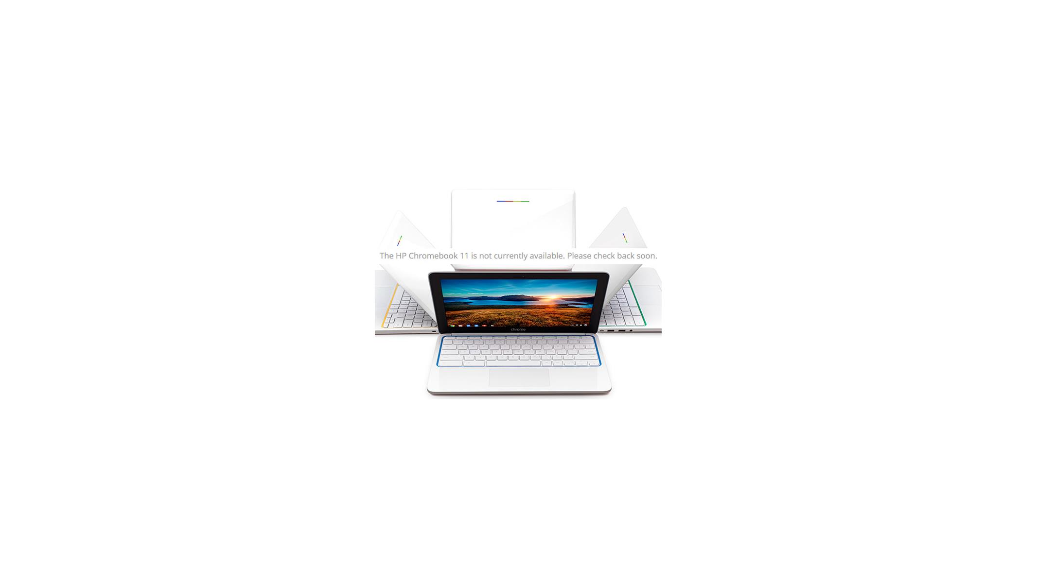 Fire Hazard: HP, Google Officially Recall HP Chromebook 11 Charger