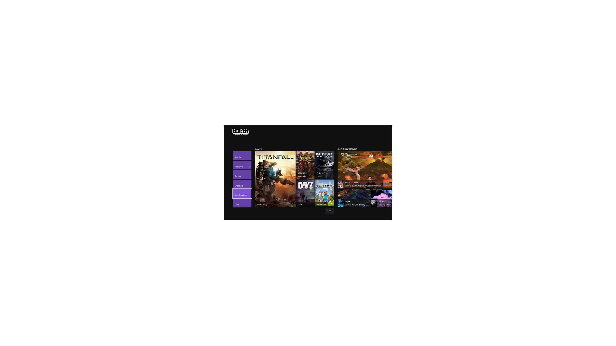 Twitch Login Xbox
