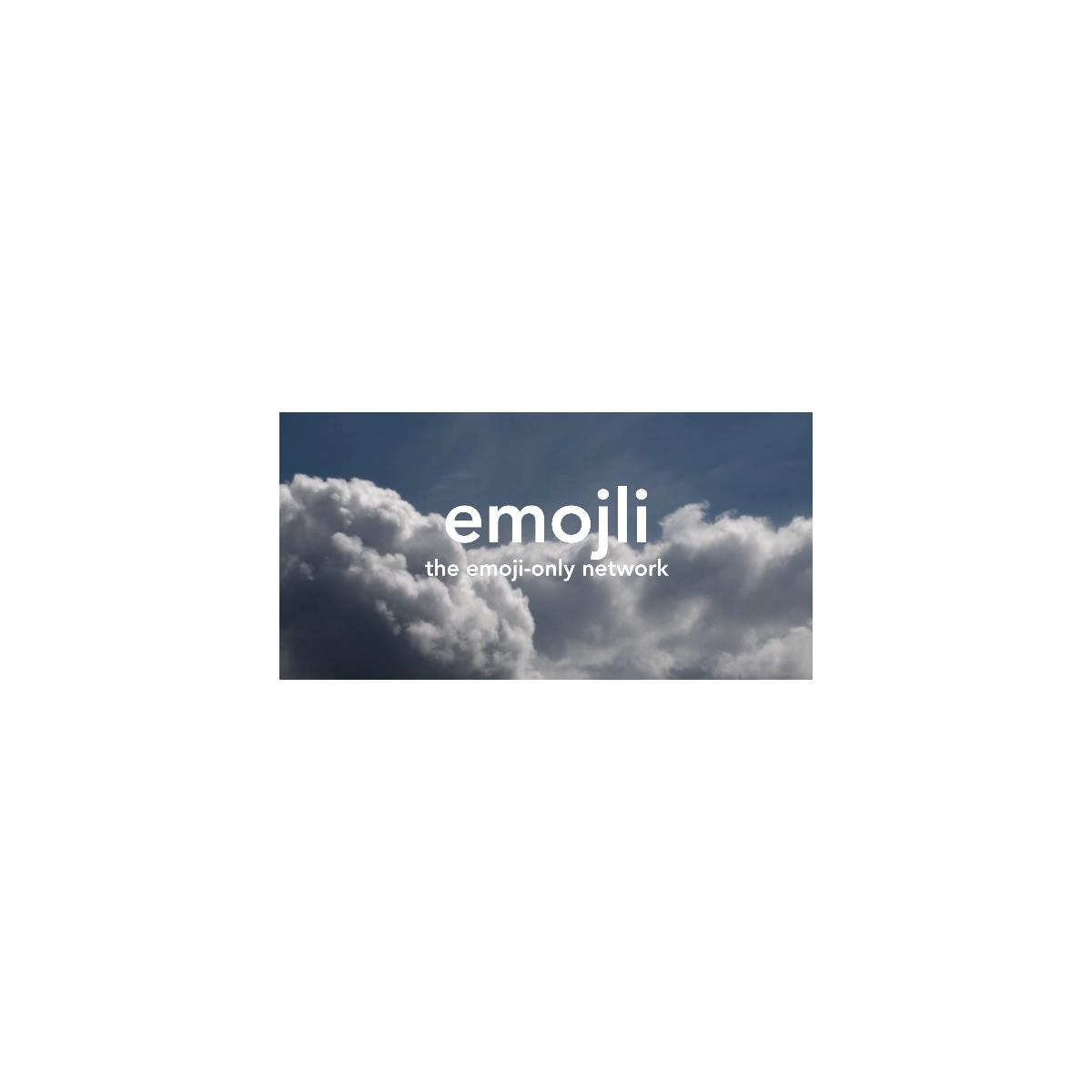 emoj li Is The 'Spamless' Social Network Consisting Exclusively Of