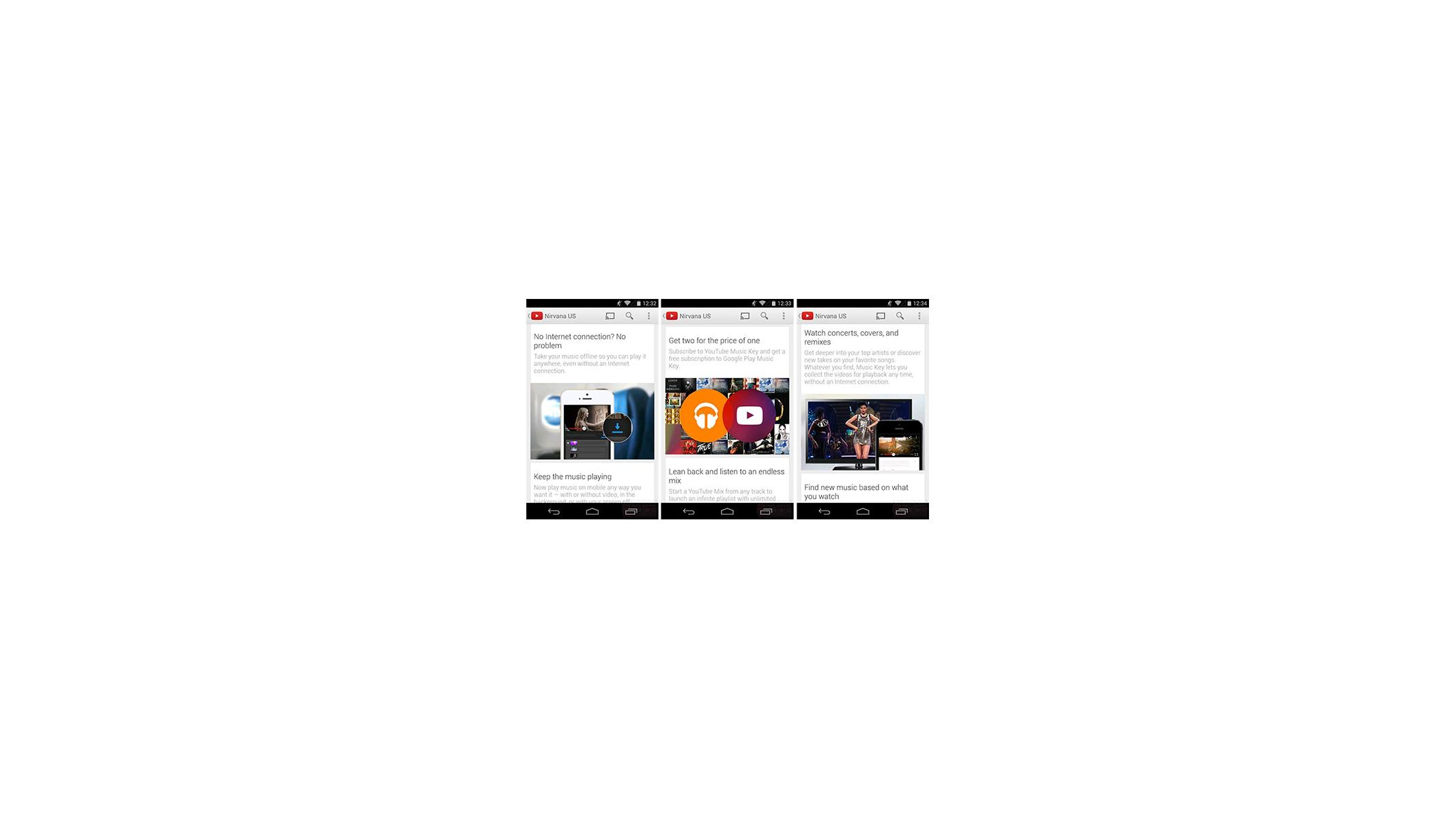 Google Readying 'YouTube Music Key' Ad-Free Streaming Music