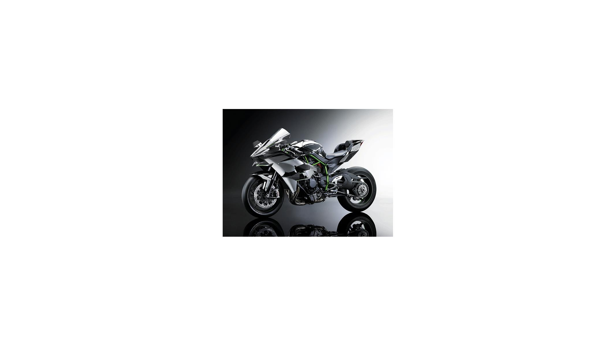 Kawasaki's Latest Crotch Rocket Ninja Super Bike Is So Power