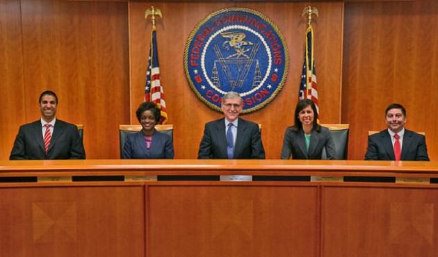 Big fcc commissioners
