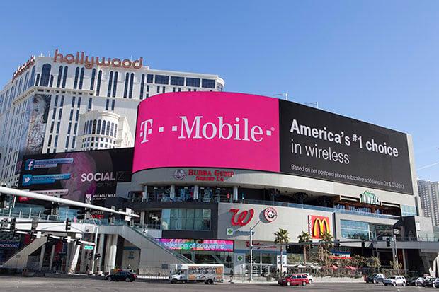 T Mobile CES