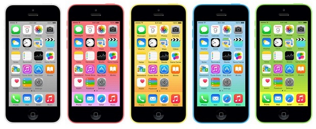 Appl iPhone 5C