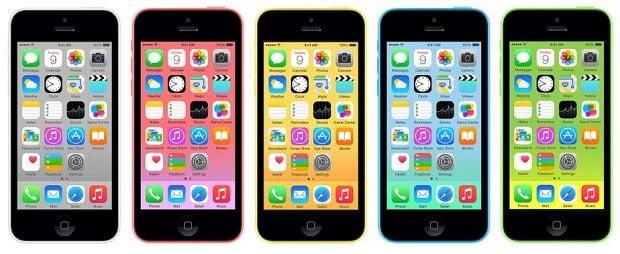 Appl iPhone 5C